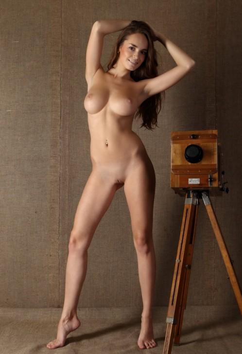 фото тонких голых девушек